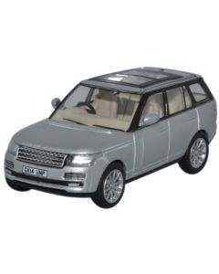 76RAN004 Range Rover Vogue Indus Silver