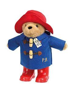 PA1084 Classic Paddington Bear by Rainbow designs