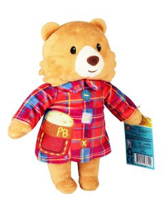 Paddington Bedtime Collectible Plush Soft Toy 22cm by Rainbow Designs PA1799