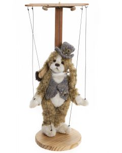 Charlie Bears Pantomime Mohair/Alpaca Dog - The Marionettes Series SJ6073