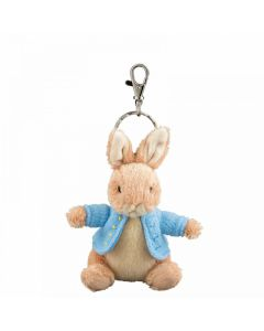 Beatrix Potter Peter Rabbit Keyring By GUND 6053549
