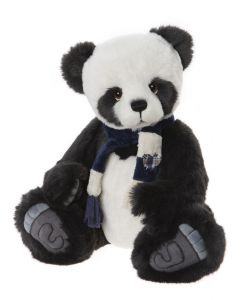 Charlie Bears Piran Plush Panda Teddy Bear CB202002A