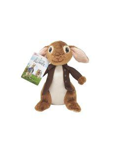 Benjamin Bunny plush soft toy 18cm by Rainbow Designs PO1681