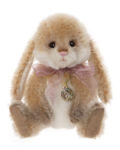 Charlie Bears Prairie Minimo Rabbit Mohair/Alpaca MM206047C