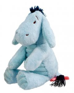 Hundred Acre Wood Eeyore Soft Toy by Rainbow Designs DN1472