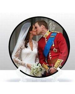 66643 Royal Kiss Plate 15cm