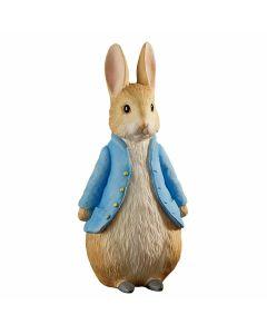 Beatrix Potter Peter Rabbit Large Figurine by Enesco A20957