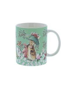 Beatrix Potter Benjamin Bunny China Mug Enesco A29233