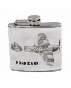 RAF374 Hip-flask Hurricane. Official Licence Product