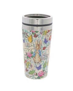 Peter Rabbit Bamboo Travel Mug Beatrix Potter | A29518