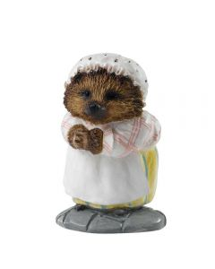 Beatrix Potter Mrs Tiggy-Winkle Miniature Figurine | A28295