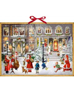 Coppenrath Music in the Street Musical Advent Calendar 94787