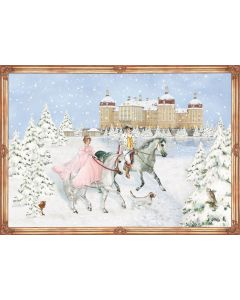 Coppenrath Fairytale Princess Advent Calendar 94737