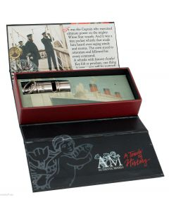 Authentic Models White Star Call Titanic Captain Whistle BW003