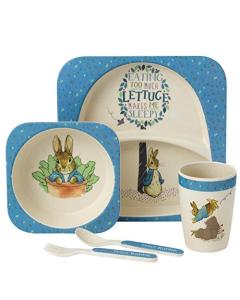 Peter Rabbit Dinner Set Beatrix Potter | A27754