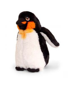 SE6175 Keeleco Emperor Penguin soft toy 20cm (8 inches) by Keel Toys