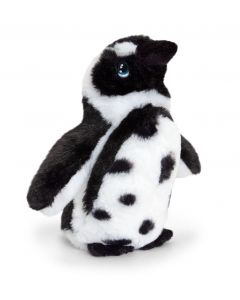 SE6570 Keeleco Humboldt Penguin soft toy 18cm (7 inches) by Keel Toys