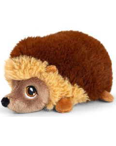 SE6701 Keeleco Hedgehog soft toy 18cm (7 inches) by Keel Toys