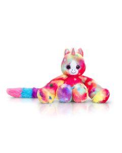 SF1650 Large Hugg'ems Rainbow Unicorn Freya by Keel Toys 35cm