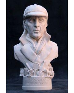 Sherlock Holmes Plaster Bust 13cm by Modern Souvenirs