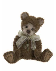SJ5909B Timmy Ted Wool Teddy Bear Charlie Bears