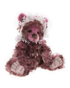 charlie bears delilah mohair teddy bear limited edition sj6114a