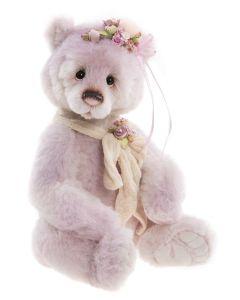 Charlie Bears Adalie Alpaca Teddy Bear Limited Edition SJ6135B