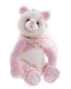 charlie bears petunia mohair teddy bear limited edition sj6138b