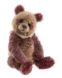 Charlie Bears Antiquity Mohair Teddy Bear Limited Edition SJ6146A