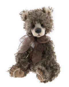 Charlie Bears Cogs Mohair Teddy Bear Limited Edition SJ6165
