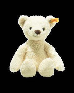Steiff Soft Cuddly Friends Thommy Teddy Bear Vanilla Plush 30cm 113598