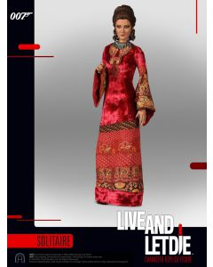 Solitaire, Live and Let Die James Bond Action Figure 1:6th Scale by Big Chief Studio BCJBS
