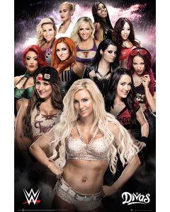 WWE Divas Poster SP1344