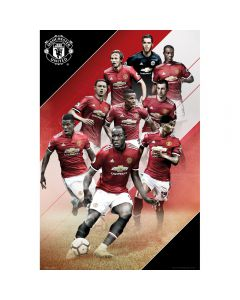 Manchester United Players Poster SP1450