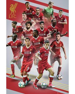 Liverpool United Players 2017-2018 SP1483