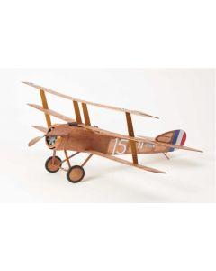 Sopwith Triplane Balsa Wood Kit 1:24 by The Vintage Model Company VMC12