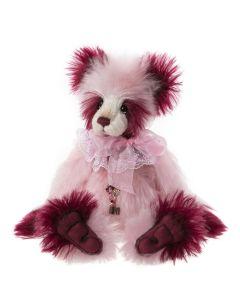 Charlie Bears Summer Pudding Mohair Teddy Bear SJ6058