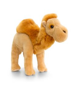 SW0989 Camel Plush Soft Toy By Keel Toys 25cm