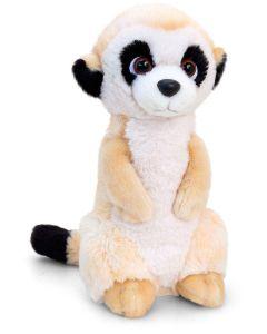 Keel Toys Meerkat Plush Soft Toy 25cm SW1621