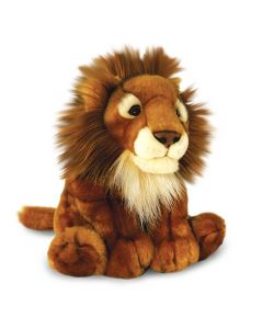 SW3616 Keeleco African Lion soft toy 40cm (16 inches) by Keel Toys