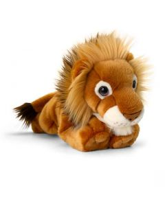 SW6153 Signature Cuddle Wild Lion soft toy 25cm (10 inches) by Keel Toys