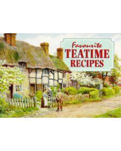 Salmon Favourite English Teatime Recipes Book SA040