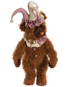 Charlie Bears Tom Foolery Mohair Teddy Bear 30cm SJ6059