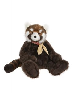 Charlie Bears Tomoko Plush Red Panda CB202067