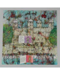 Swiss Kiss Tower Treasures Advent Calendar