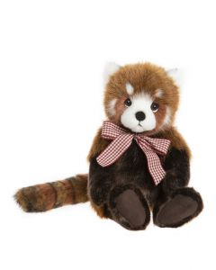 BB204004 Truckle Red Panda by Charlie Bears Bearhouse Bears