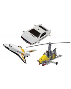 Corgi James Bond Collection Air, Sea and Space Collection Triple Pack TY99283