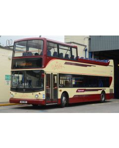 UK1502 Alexander ALX400 Bodied Dennis Trident Stagecoach North West 'The White Lady'