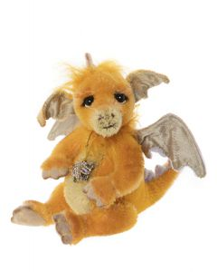 Charlie Bears Vesta Minimo Dragon Mohair MM206068C