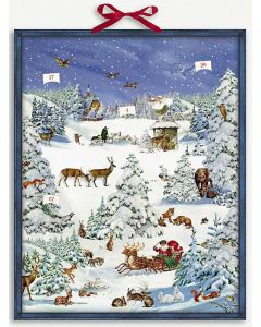 Coppenrath Winter Wonderland Traditional Advent Calendar 71437
